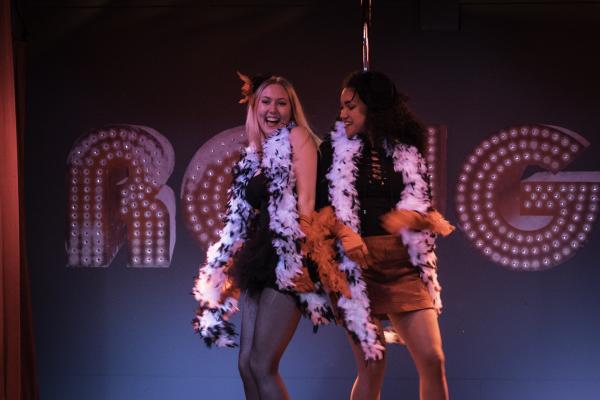 Workshop Burlesque in Utrecht