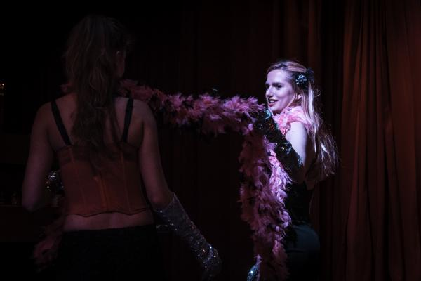 Workshop Burlesque in Utrecht